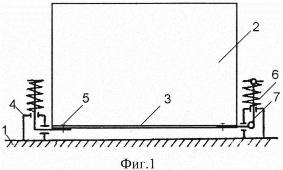 Демпфер кочетова для системы виброизоляции