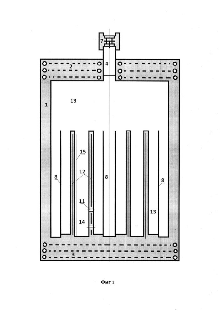 Способ получения водородной воды и устройство для его осуществления