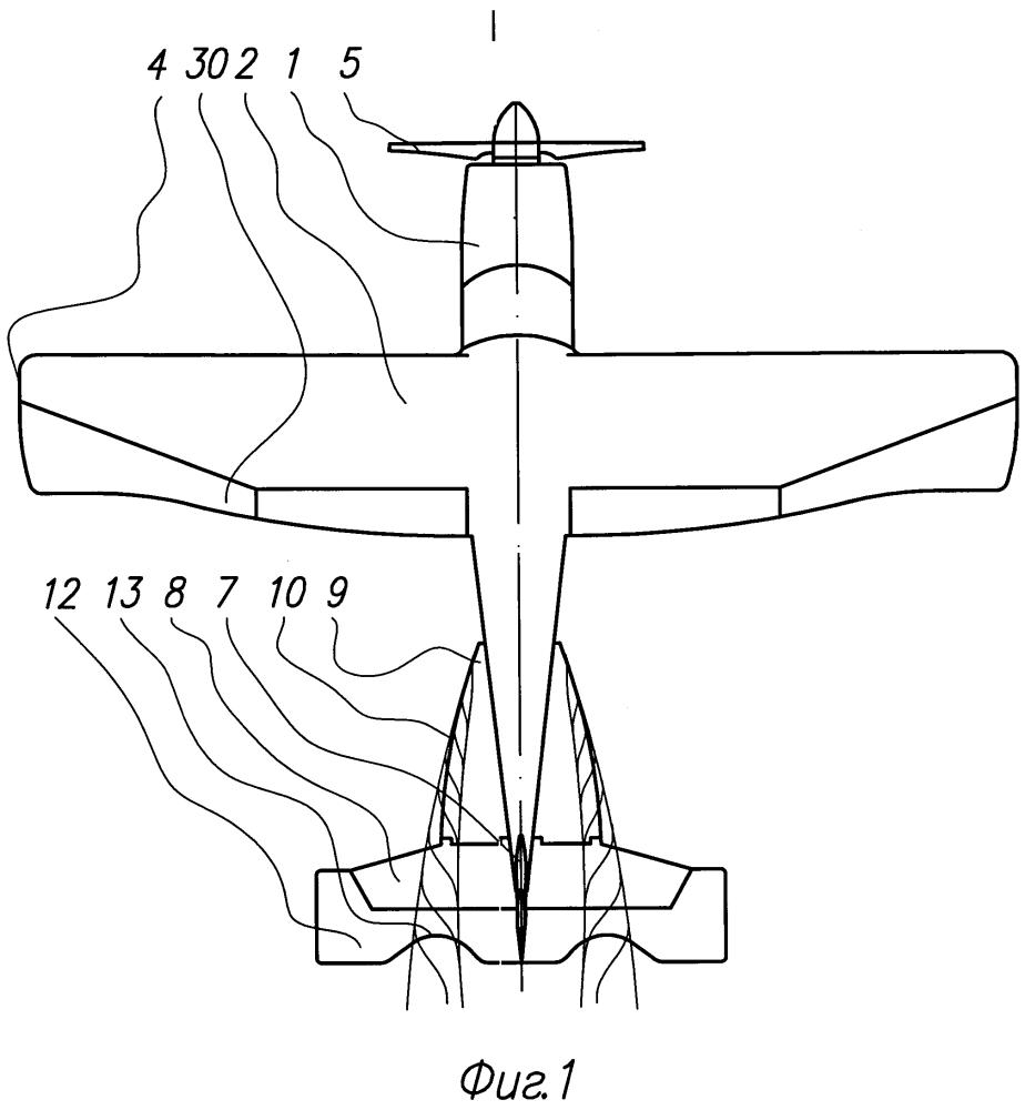 Планер летательного аппарата