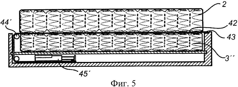 Матрацная система, такая как кровать, имеющая зоны с регулируемой высотой/твердостью