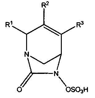 Производные 7-оксо-1,6-диазабицикло[3.2.1]окт-3-ена, полезные для лечения бактериальных инфекций
