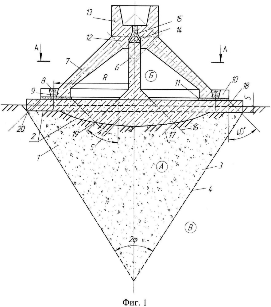 Способ строительства фундамента и его устройство