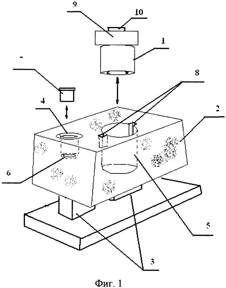 Защитно-регулировочный комплект механизма реле давления