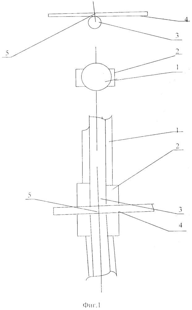 Способ защиты оптических кабелей связи от грозовых разрядов