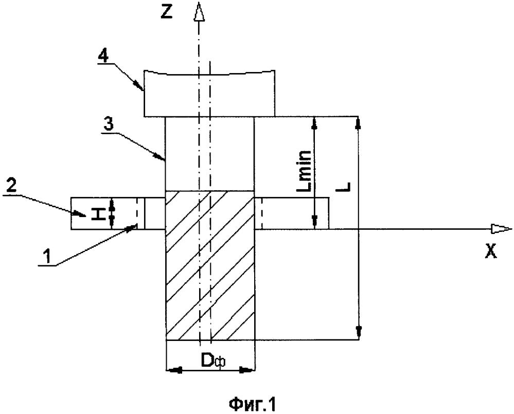 Способ фрезерования пазов в тонкостенных деталях