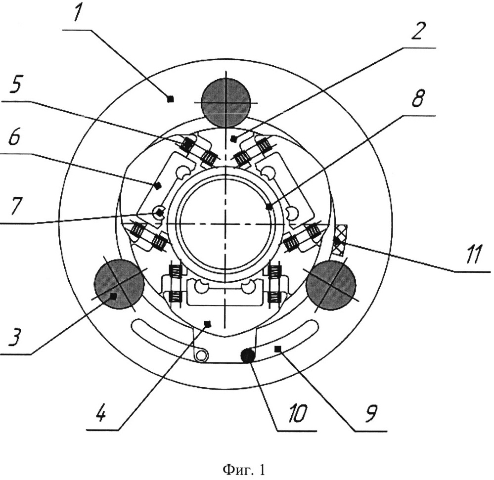 Ключ для сборки резьбовых соединений труб (варианты)
