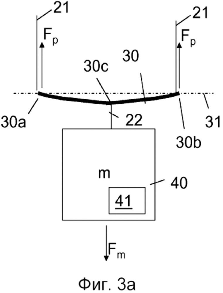 Устройство для преобразования движения пользователя в электрическое напряжение