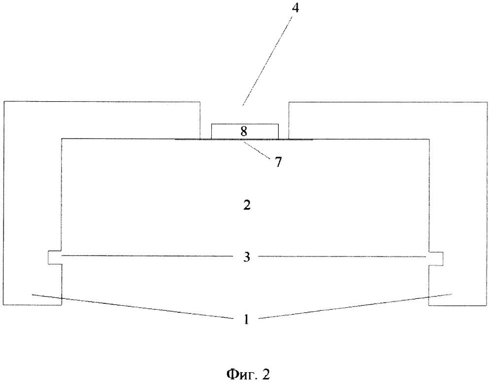 Проточная жидкостная ячейка для сканирующей зондовой микроскопии