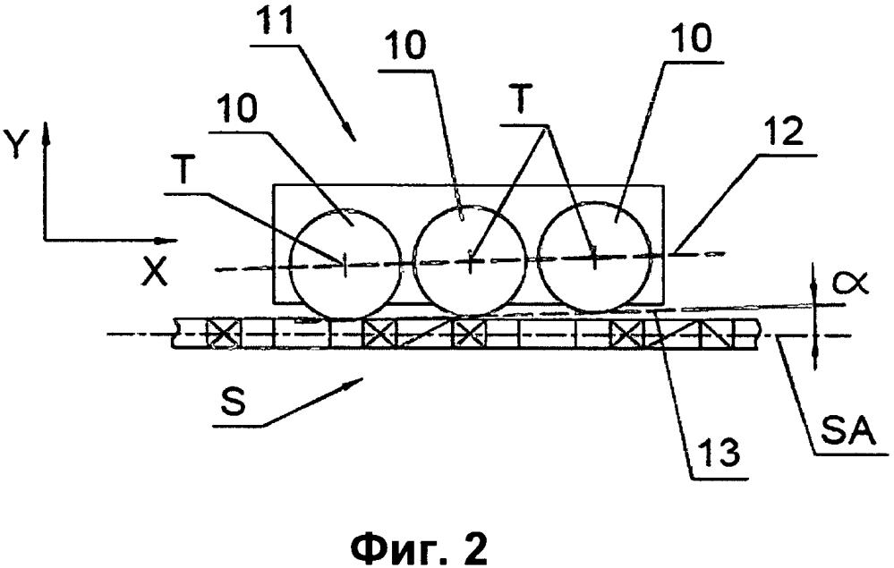 Способ, механизм и устройство для моментального сжатия материала фильтра