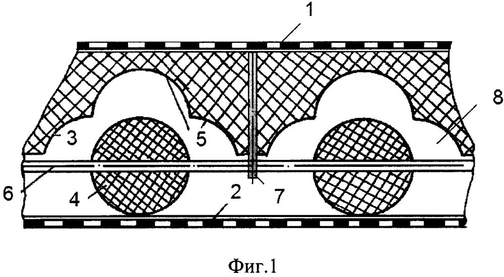 Звукопоглощающая конструкция для облицовки стен промышленного здания