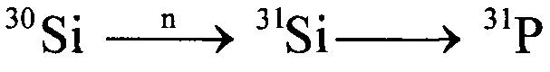 Способ получения кремния с изотопическим составом 28si, 30si