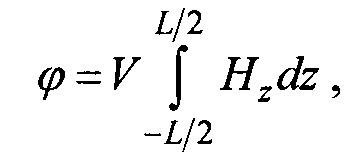 Изолятор фарадея с переменным направлением поля магнитной системы