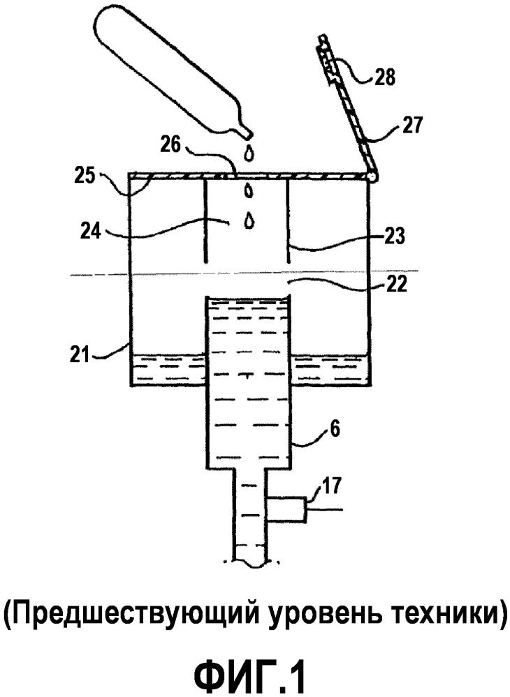 Система дозирования для ингаляционного устройства