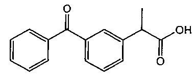 Композиции длительного действия на основе кетопрофена