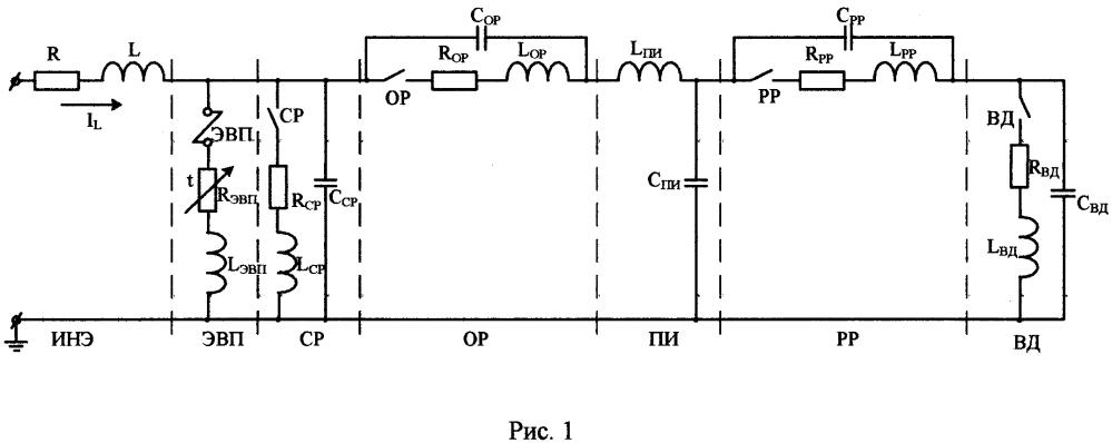 Устройство формирования импульса сильноточного ускорителя электронов