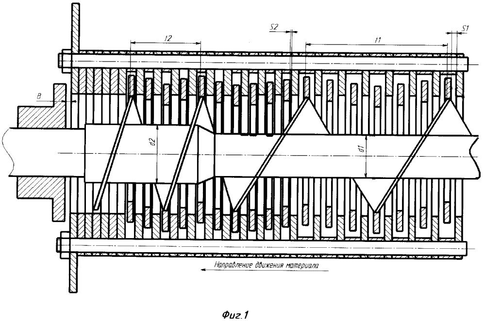 Устройство разделения твердой и жидкой фаз и подвижный элемент его наборного пластинчатого фильтра