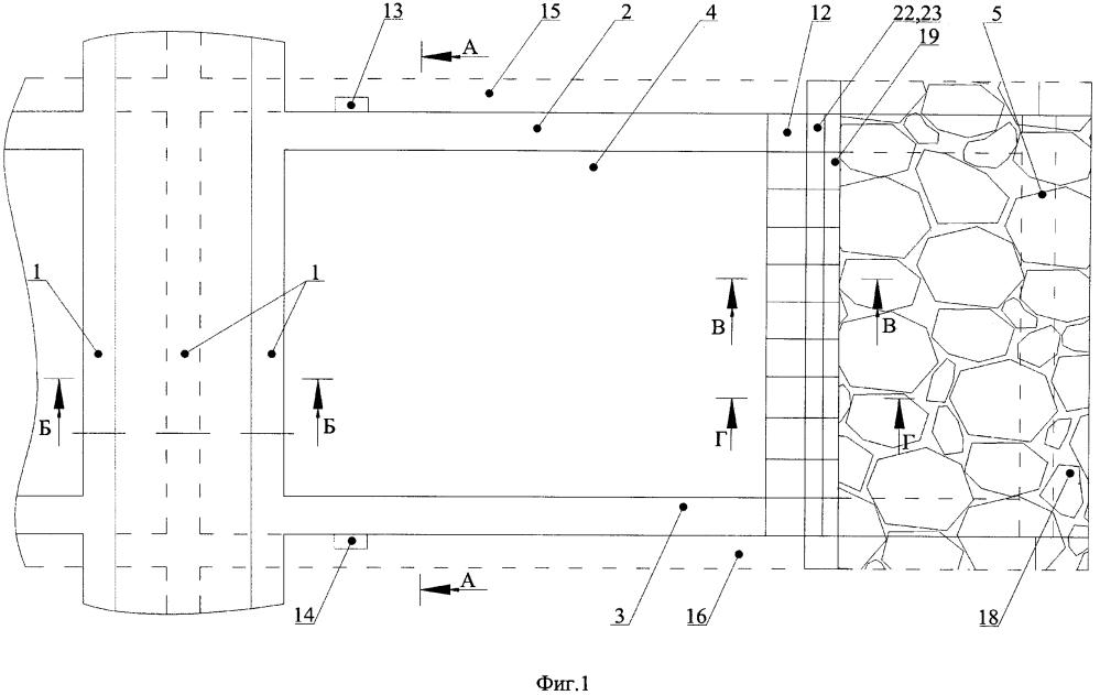 Способ отработки мощного пласта с механизированной выемкой угля из межслоевой толщи