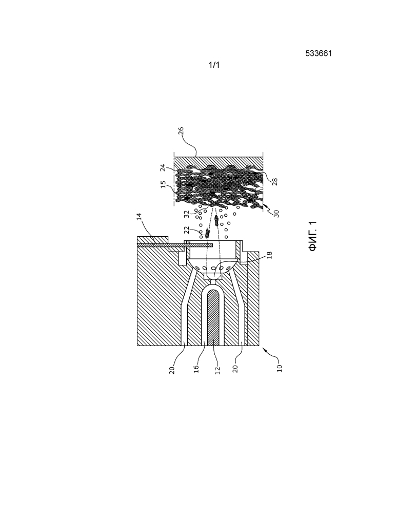 Способ изготовления напыленной рабочей поверхности цилиндра в блоке цилиндров двигателя внутреннего сгорания, а также такой блок цилиндров
