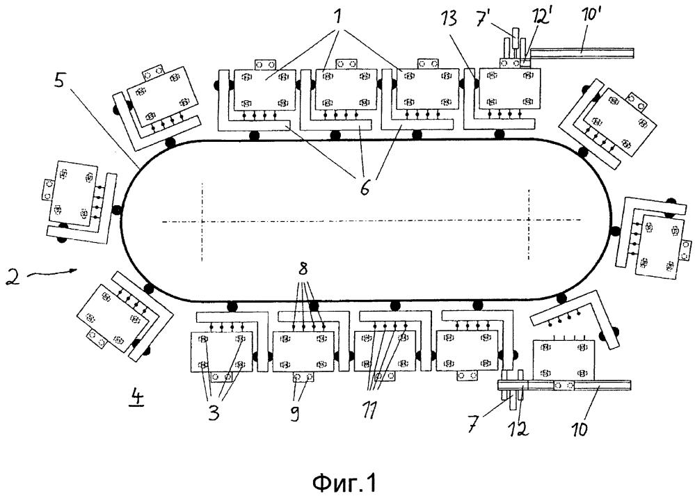 Способ и устройство для изготовления фасонных деталей