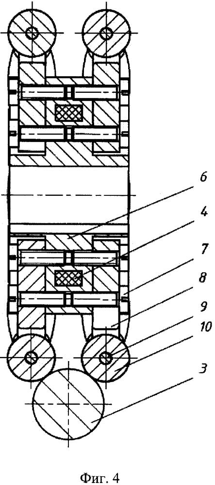 Устройство для перемещения по канату (варианты)