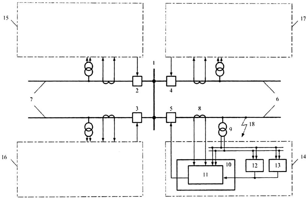 Способ частично неселективной защиты тяговой сети переменного тока