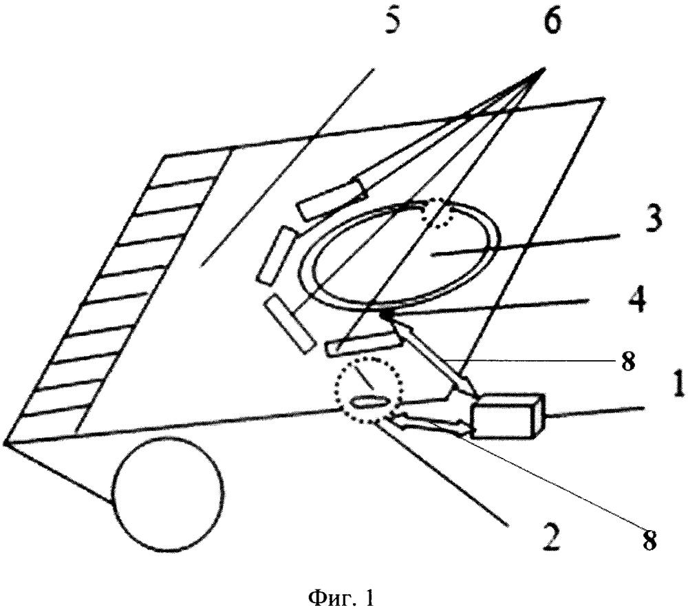 Устройство для контроля качества обучения вождению боевых машин по-боевому