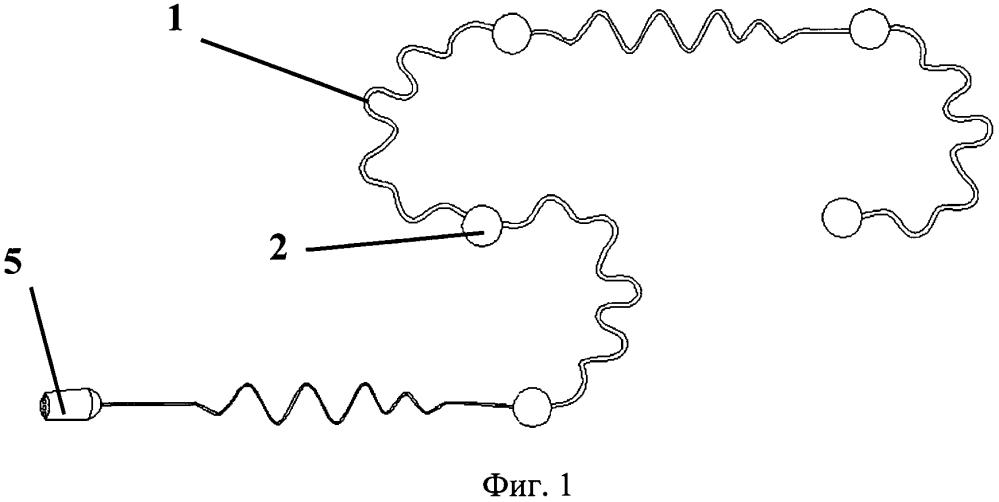 Устройство для передачи биофизиологических сигналов