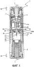 Узел для ингаляционного устройства и использование уплотнительного элемента