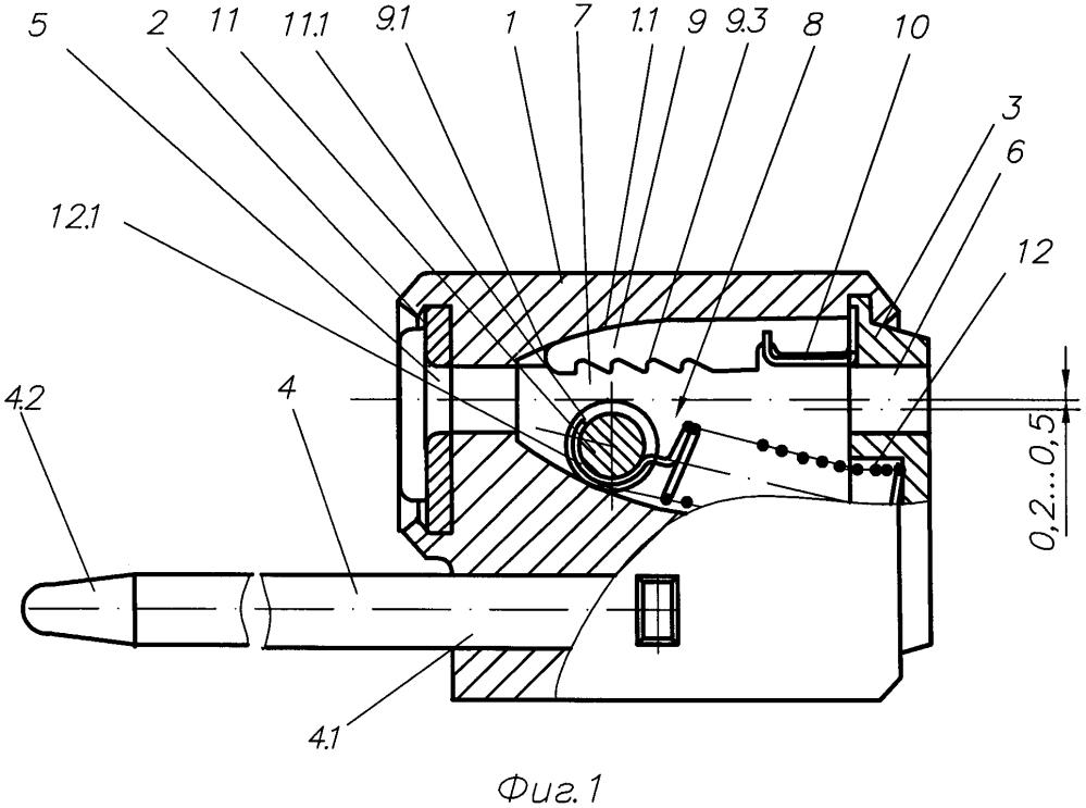 Гибкое запорно-пломбировочное устройство с повышенной криминальной устойчивостью