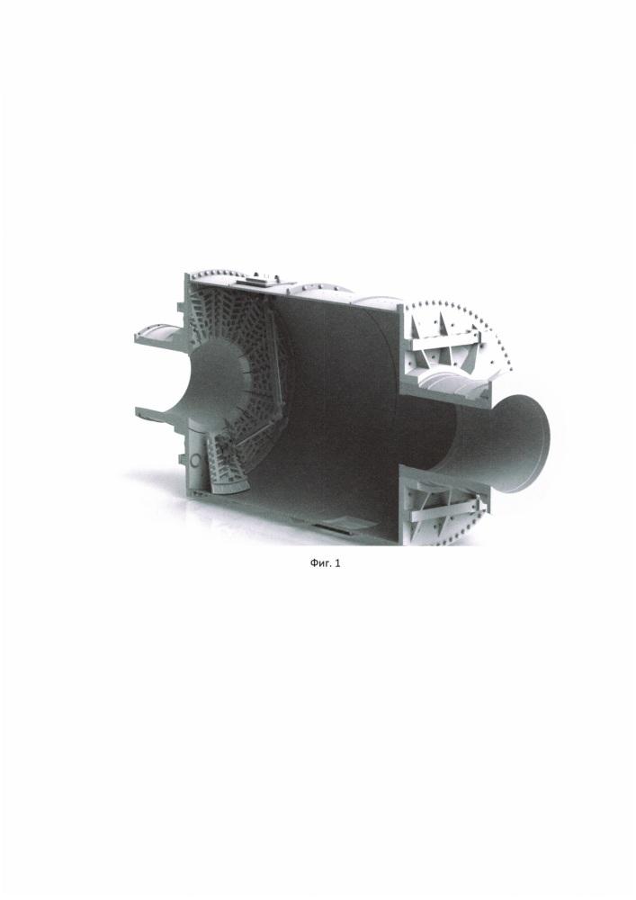 Способ перефутеровки мельниц гидравлическим манипулятором через монтажный люк