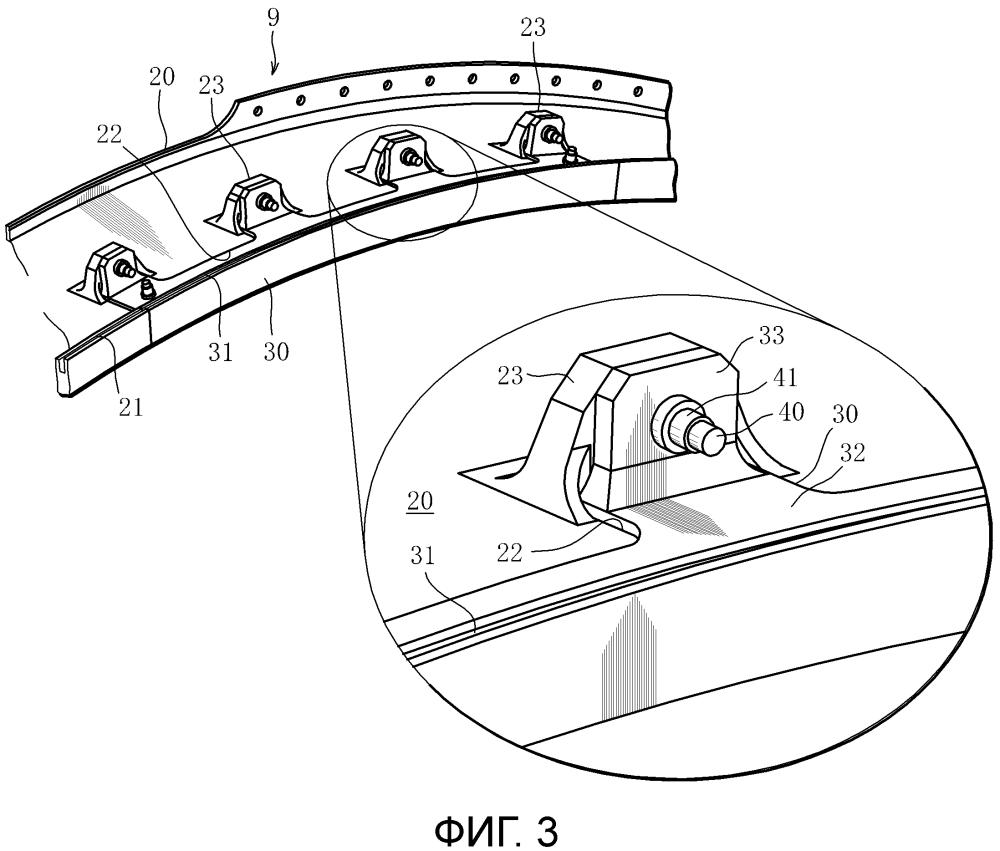 Корпус вентилятора и способ изготовления корпуса вентилятора