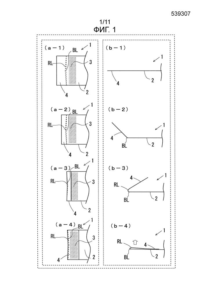 Структура концевого участка бумажного изделия и упаковка, изготовленная из бумаги