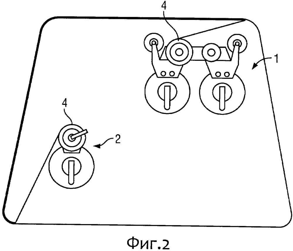 Устройство и способ для удаления панели остекления