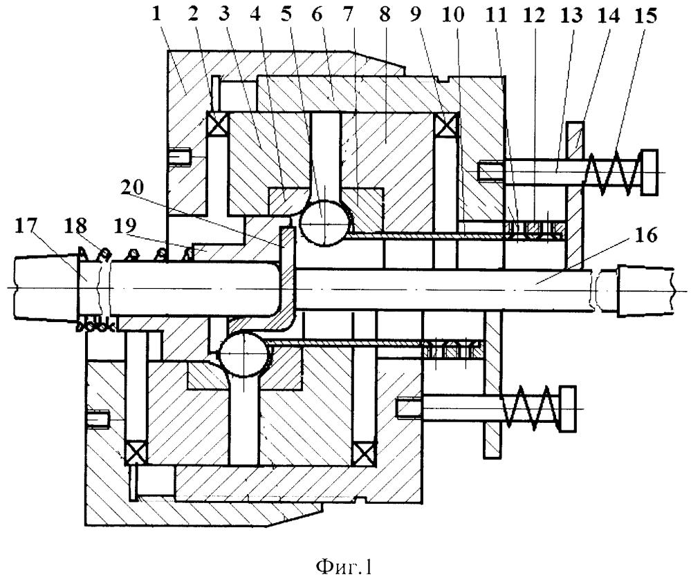 Устройство для ротационной вытяжки цилиндрических оболочек