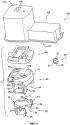 Узел, содержащий переходник для сопряжения с медицинским контейнером и блистерную упаковку
