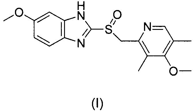 Фармацевтическая композиция омепразола