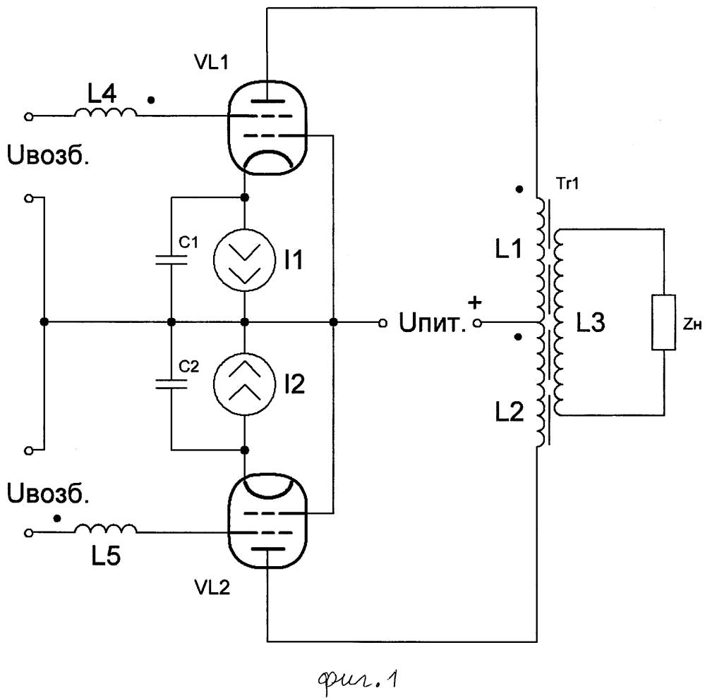 Ультралинейный двухтактный ламповый каскад с управлением по второй сетке и методика его настройки