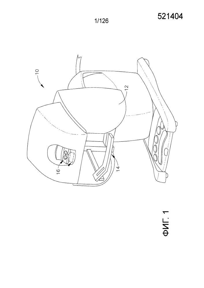 Конфигурации дифференциальной блокировки для поворотных хирургических инструментов с электропитанием