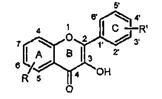 Новые соединения флавоноидов и их применение