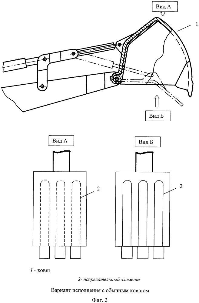 Способ извлечения радиоактивного битумного компаунда из хранилищ