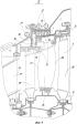 Газотурбинный двигатель с биротативным вентилятором