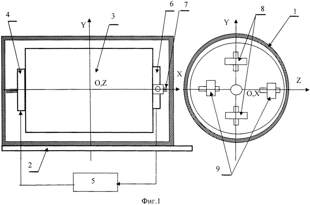 Способ балансировки гирокамеры двухстепенного поплавкового гироскопа
