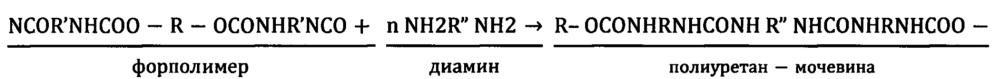 Способ получения полимерно-битумного вяжущего на основе вспененного полиуретана