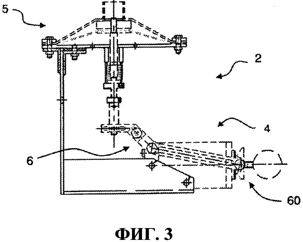 Установка пожаротушения с системой вакуумных спринклеров, которые могут активироваться приводным устройством, которое содержит поршень и управляется главным приводом