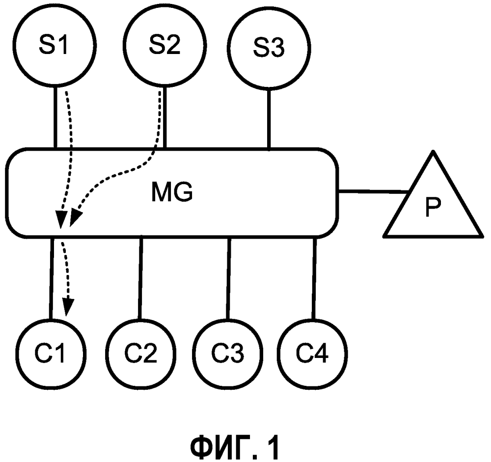 Способ и система питания электрической энергией летательного аппарата