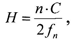 Резонансный способ ультразвуковой толщинометрии