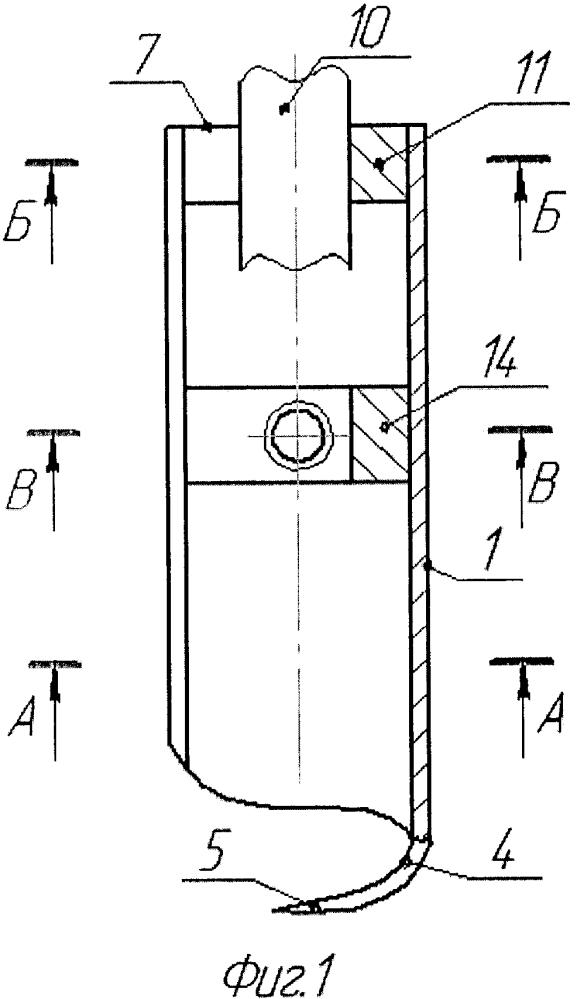 Устройство для извлечения уплотнительных элементов из устьевого сальника