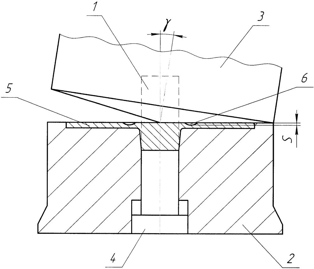 Способ изготовления осесимметричной детали типа диска