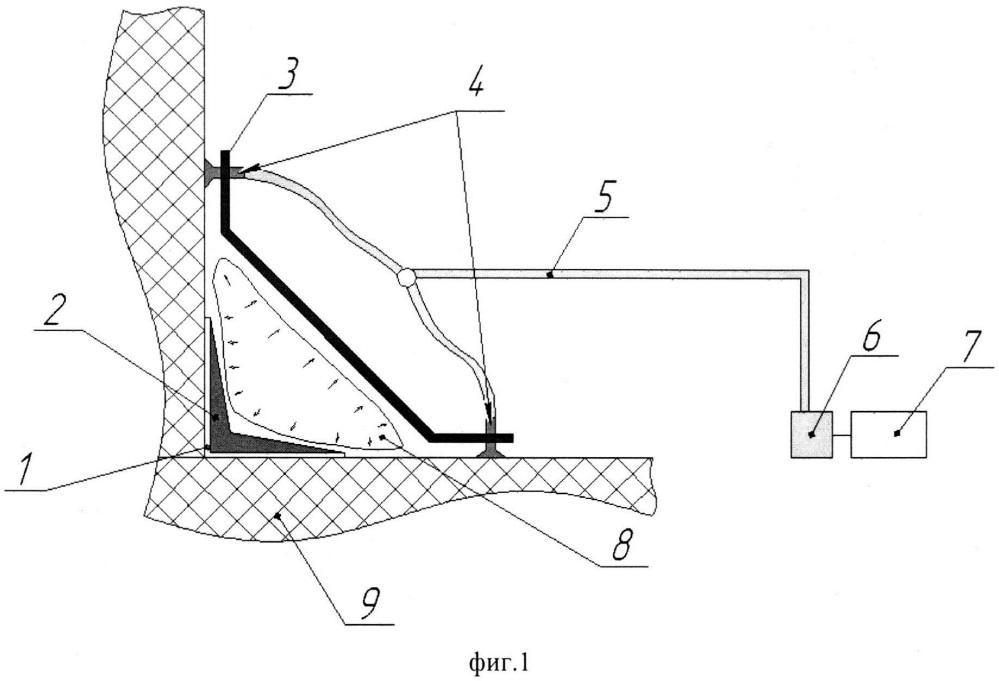 Способ изготовления узлов соединения связей корпусных конструкций из полимерных композиционных материалов (пкм)