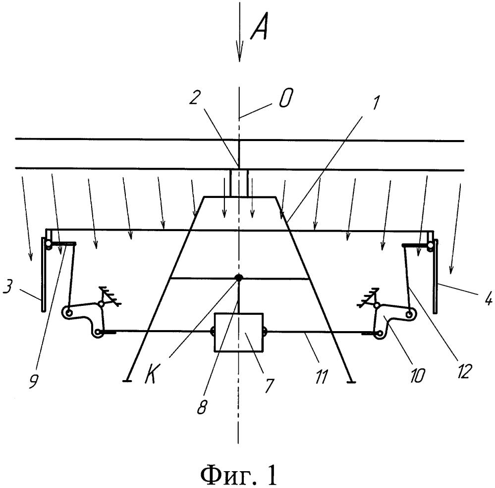 Беспилотный летательный аппарат вертикального взлета и посадки (варианты)
